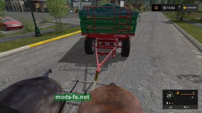 Мод лошади для Farming Simulator 2017