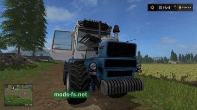 Трактор ХТЗ для Фермер Симулятор 2017