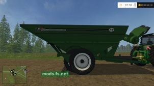 J&M 1412 GRAINCART mods FS 2017