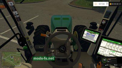 Трактор JOHN DEERE 8400R для игры FS 2015