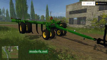 John Deere 915V Ripper Farming Simulator 2015