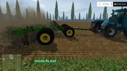 Скриншот мода John Deere 915V