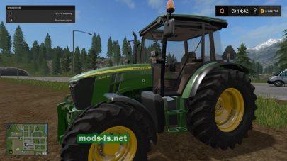 JOHN DEERE 5085M mods