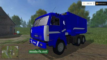 КамАЗ 55111 для FS 2015
