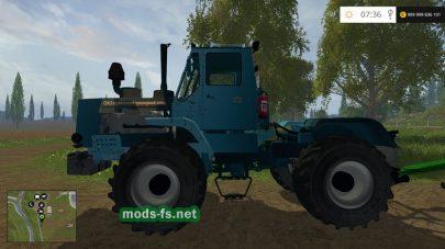 khtz t-150k mods FS 2015