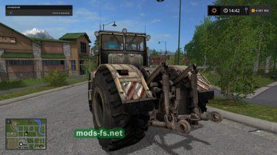 Мод трактора Кировец К-701 для FS 2017
