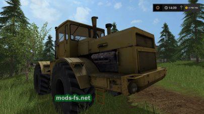 Мод трактора К-701 для Фермер Симулятор 2017