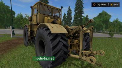 Мод K-701 для Фермер Симулятор 2017
