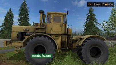 kirovets k-700 mods FS 2017