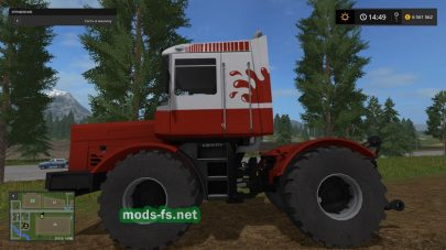 Kirovets Magnum M560 для Farming Simulator 2017