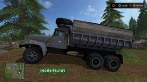 КрАЗ-256Б1 для FS 2017