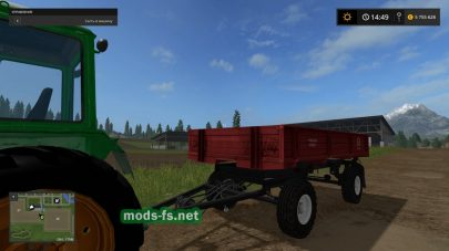 Little Ruska Trailer mods FS 2017