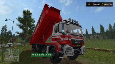 MAN для Farming Simulator 2017