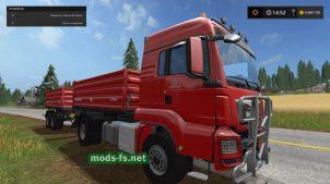 Мод грузовика MAN TGS 18.440