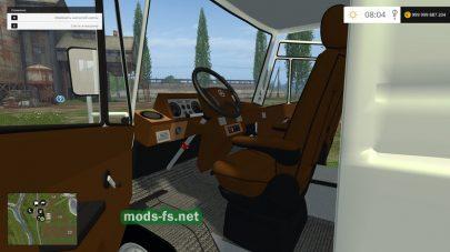 Mercedes-Benz Vario для Farming Simulator 2015