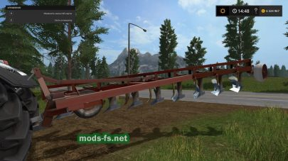 Мод ПЛН 9х35 для Farming Simulator 2017