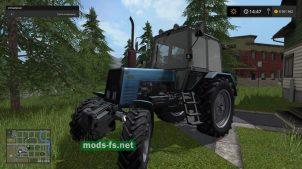 Трактор МТЗ-1025 для Фермер Симулятор 2017