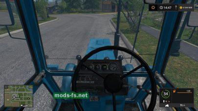 Скриншот мода «mtz-80»