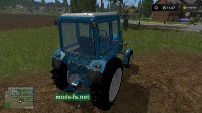 mtz-80 mods FS 2017
