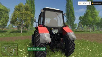 Мод трактора МТЗ 1221.3 для FS 2015