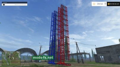Мод пак Agromet 50m для Farming Simulator 2015