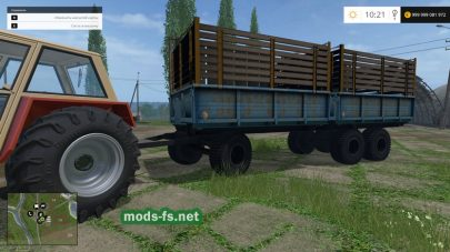 Мод ПТС-12 для Farming Simulator 2015