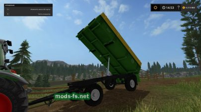 Мод ПТС-4 для Farming Simulator 2017