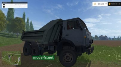 КамАЗ-55111 для FS 2015