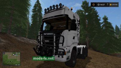 Scania Agro для FS 2017