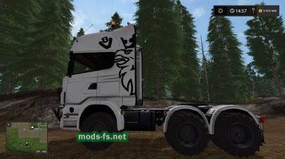 Scania Agro mods