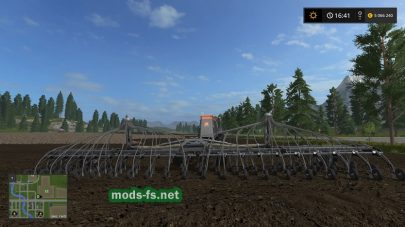 Универсальная сеялка для Farming Simulator 2017