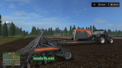 Мод Amazone для Farming Simulator 2017