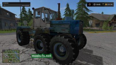 Мод Т-150 «Prototypе» для FS 2017