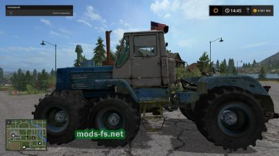 Трактор Т-150 «Prototypе» для Farming Simulator 2017