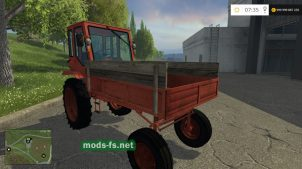 Мод трактора Т-16М Farming Simulator 2015