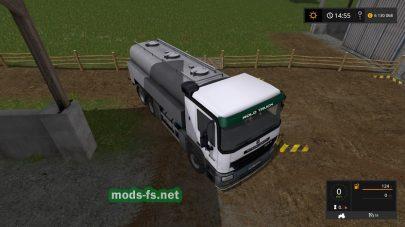 utility tanker mods