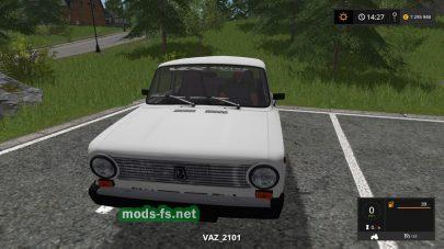 Русский автомобиль ВАЗ-2101 для Фермер Симулятор 2017