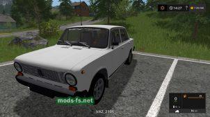 Мод ВАЗ-2101 Копейка