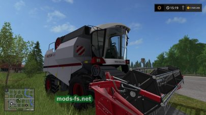 vektor-410 mods FS 2017