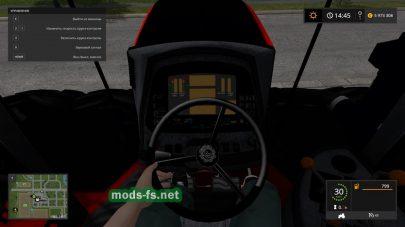 Мод Versatile 535 для Farming Simulator 2017