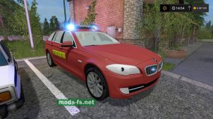BMW 530D mods FS 2017
