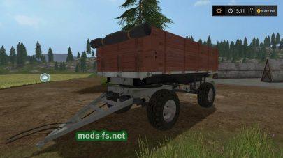 BSS P93S для Farming Simulator 2017