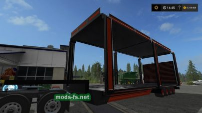 Bunk Tral mods FS 2017