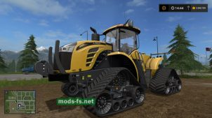 Мод CHALLENGER MT900TRAC для Farming Simulator 2017