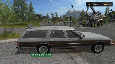 Мод автомобиля Chevrolet для Farming Simulator 2017
