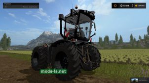 Claas Xerion 3800 mods FS 2017