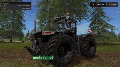 Мод трактора Claas Xerion 3800