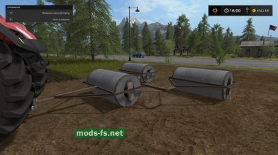 Concrete Rolls Pack для Farming Simulator 2017