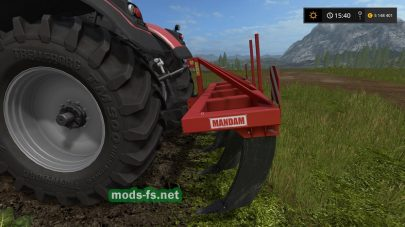 Eurojabelmann EJT 5-3000 для Farming Simulator 2017