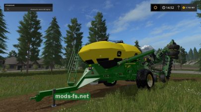 Сеялки John Deere 1890/1910 для игры Farming Simulator 2017